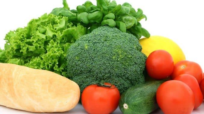 une photo de légumes