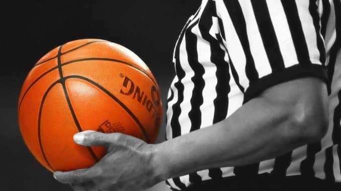 arbitre de basket