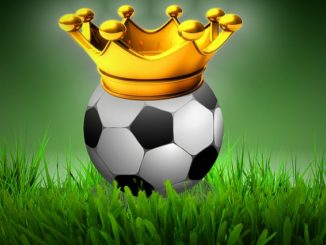 ballon avec couronne
