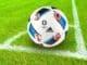un ballon de foot coupe du monde