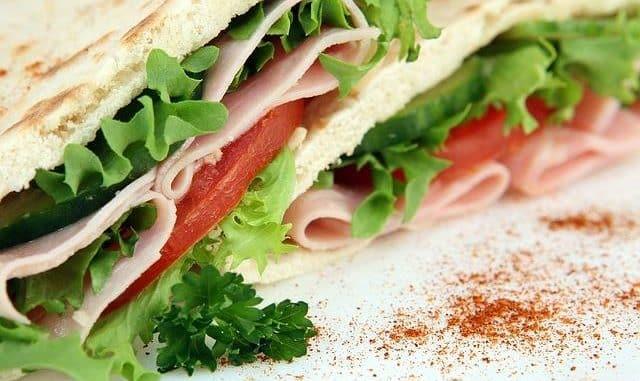 sandwich de musculation